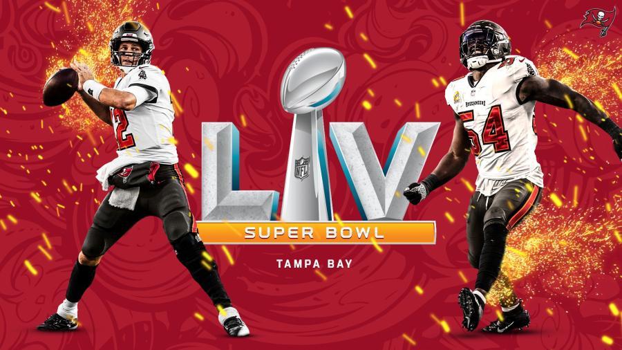 Los Buccaneers son Campeones de la Conferencia Nacional y avanzan al Super Bowl LV