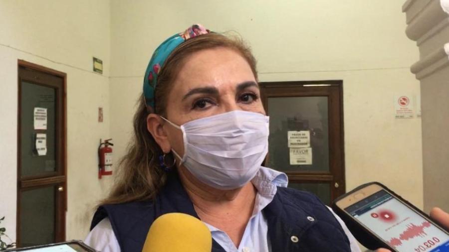 Afirma Tere Aguilar que Xico no renuncia; mal trabajo también se debe a falta de apoyo de la ciudadanía