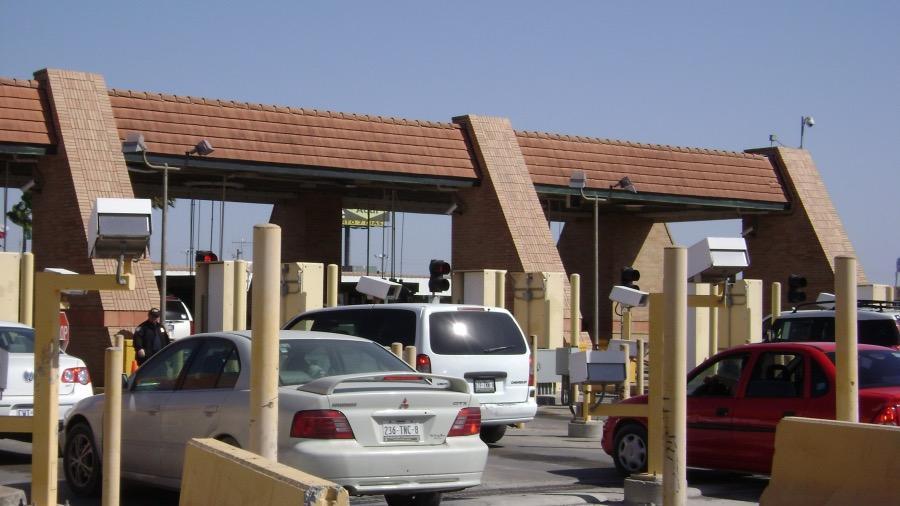 Extienden hasta el 21 de octubre cierre parcial de frontera entre México y EU