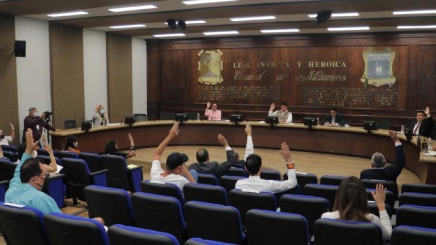 Aprueba Cabildo programa de obra pública para el 2021 con inversión de 240 MDP