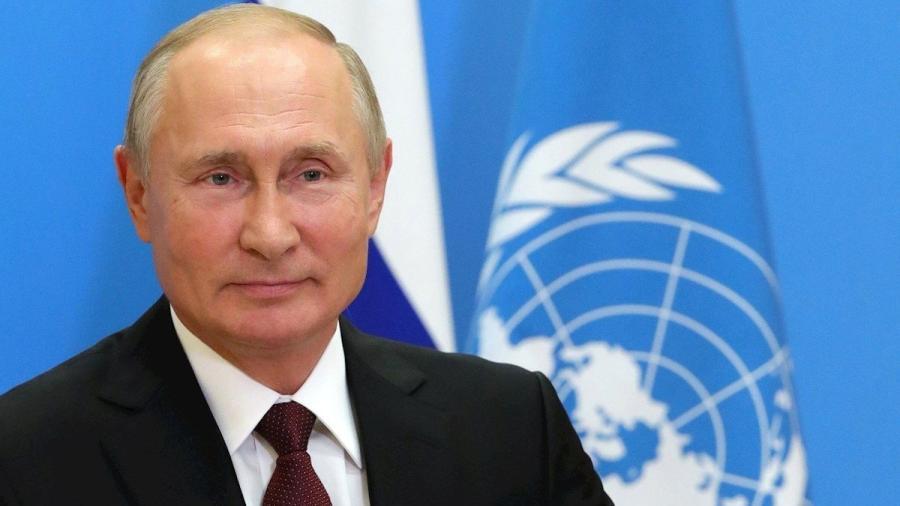 Vladimir Putin, nominado al Premio Nobel de la Paz