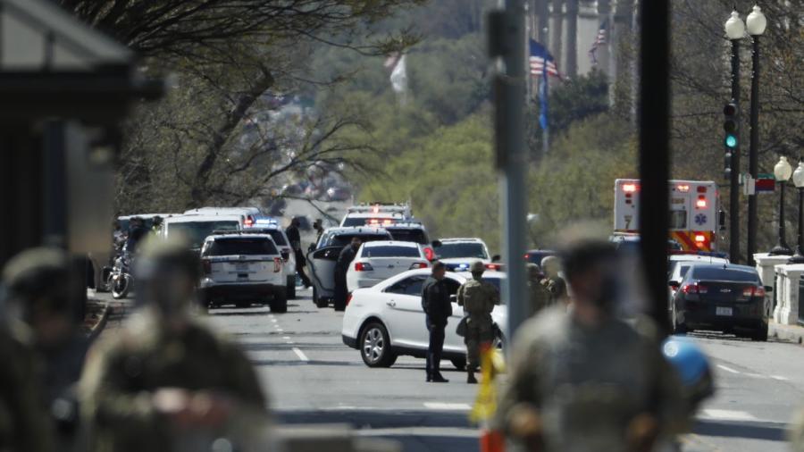 """Cierran el Capitolio de Estados Unidos por una """"amenaza de seguridad exterior"""""""