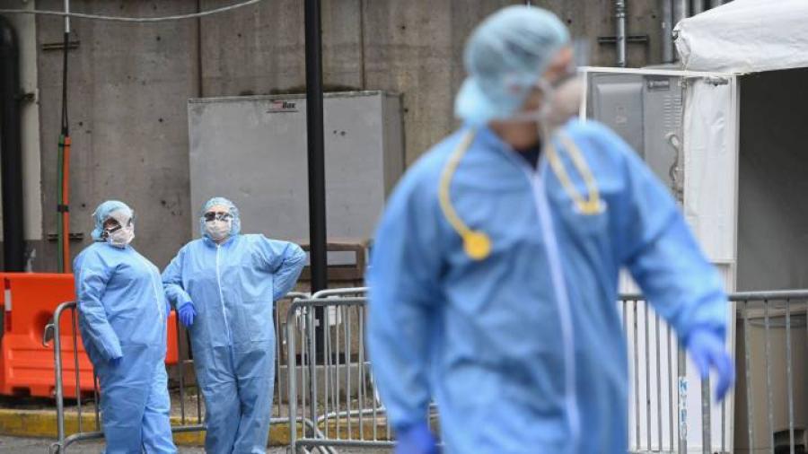 Estados Unidos reporta 40 mil casos nuevos de COVID-19