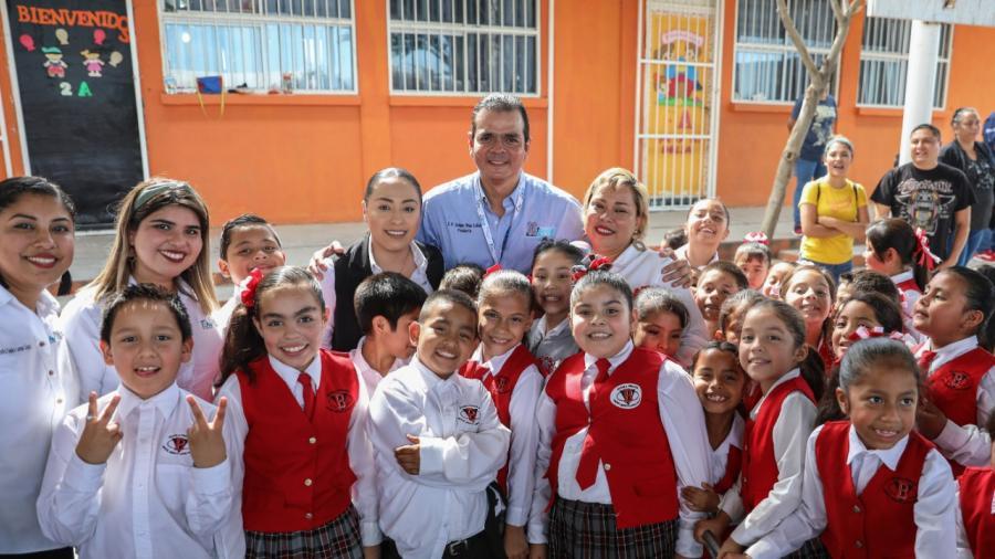 Es prioridad prevención de incidentes escolares: Rivas