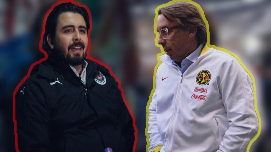 ¡Hay tiro! Amaury Vergara lanza apuesta a Emilio Azcárraga por el Clásico Nacional
