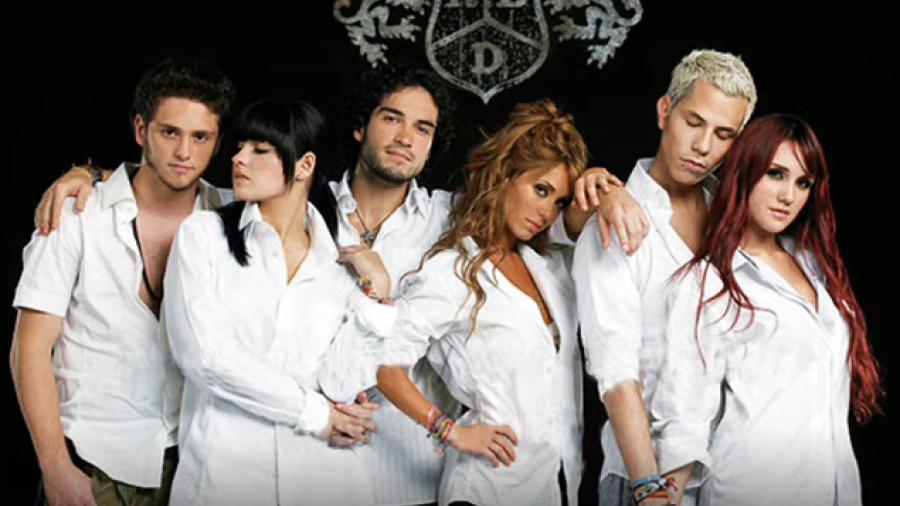 Confirma Anahí reunión de RBD