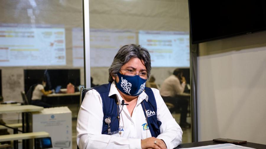 Todos nos contagiaremos; en dos años habrá inmunidad: Gloria Molina