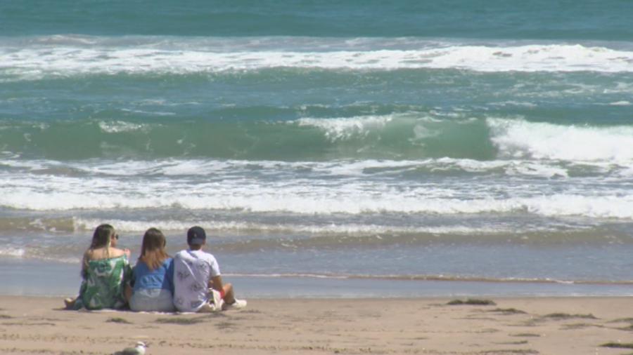 Condado Cameron cierra el acceso a las playas