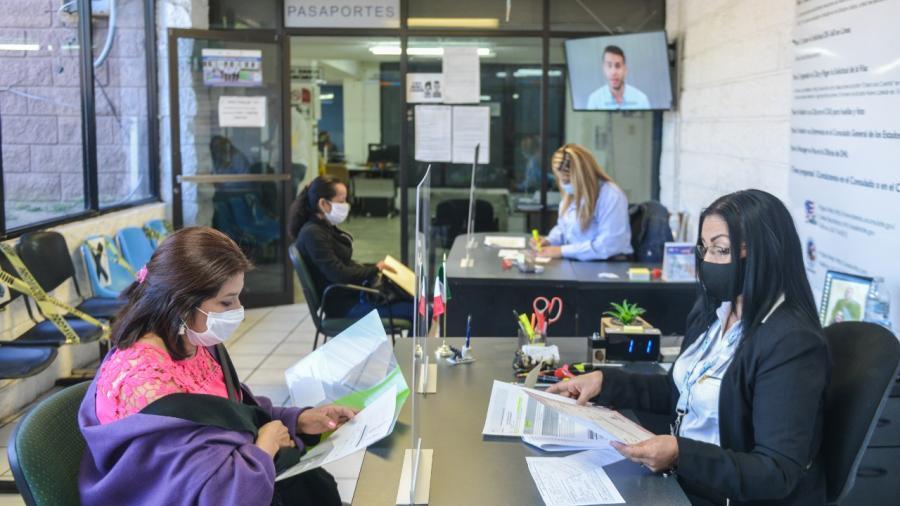 Entrega de pasaportes en Nuevo Laredo vence el 18 de diciembre