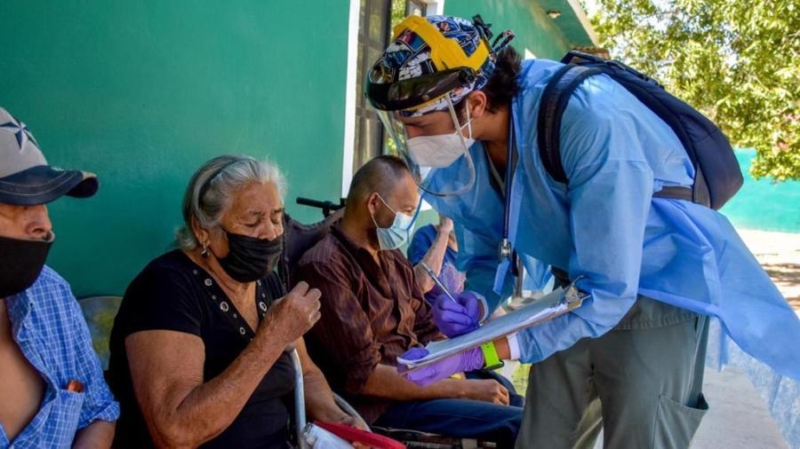 'DIF Reynosa en tu Casa' llega a la colonia Fidel Velázquez