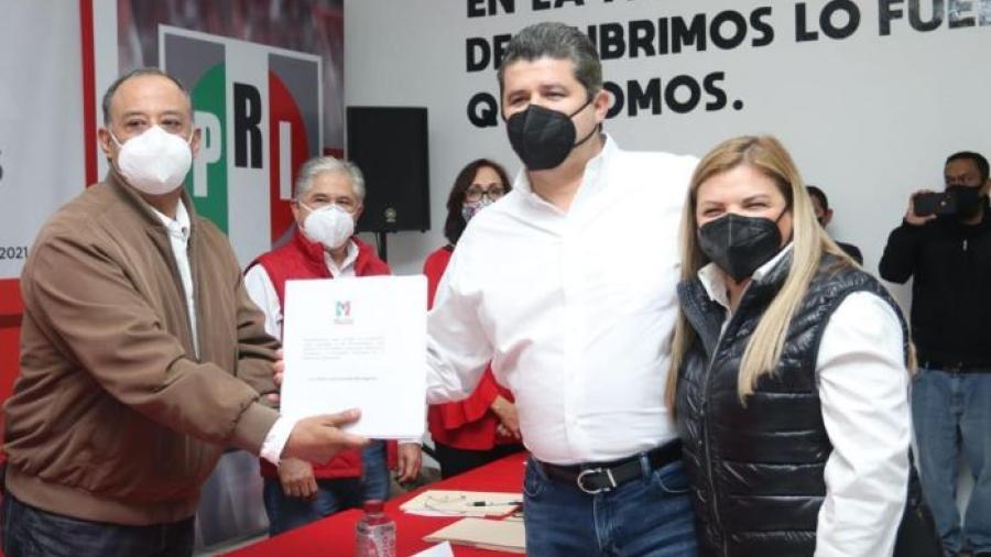 Dictaminan procedente pre-registro de PELUCO a la alcadía de Matamoros