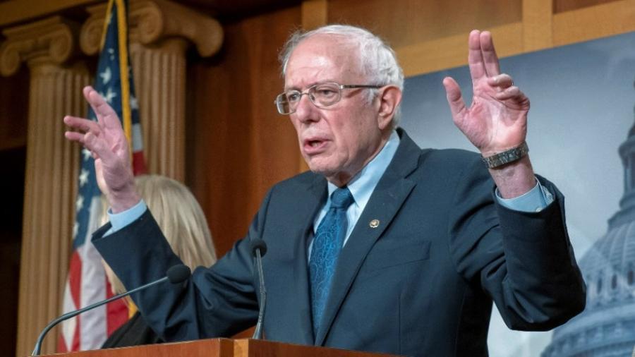 Sanders lidera intención de voto en California en elecciones primarias demócratas