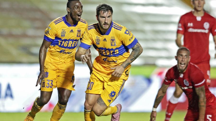 De la mano de Gignac los Tigres avanzan a los Cuartos de Final