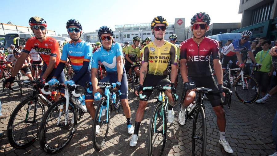 Ciclismo se recupera de pandemia