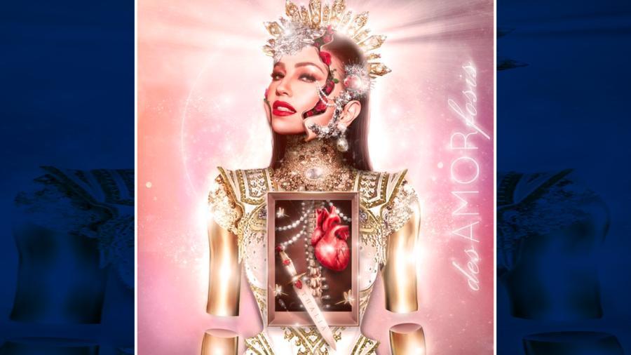 """Thalía anuncia su nuevo disco """"desAMORfosis"""""""