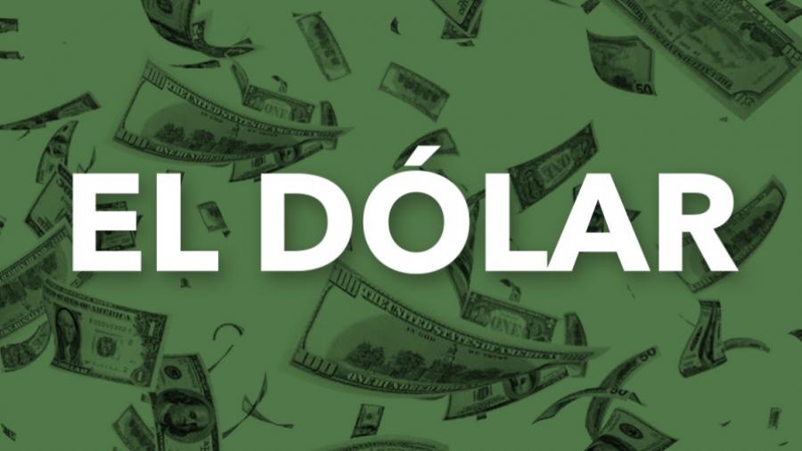 Dólar se vende hasta en 21.03 pesos en bancos