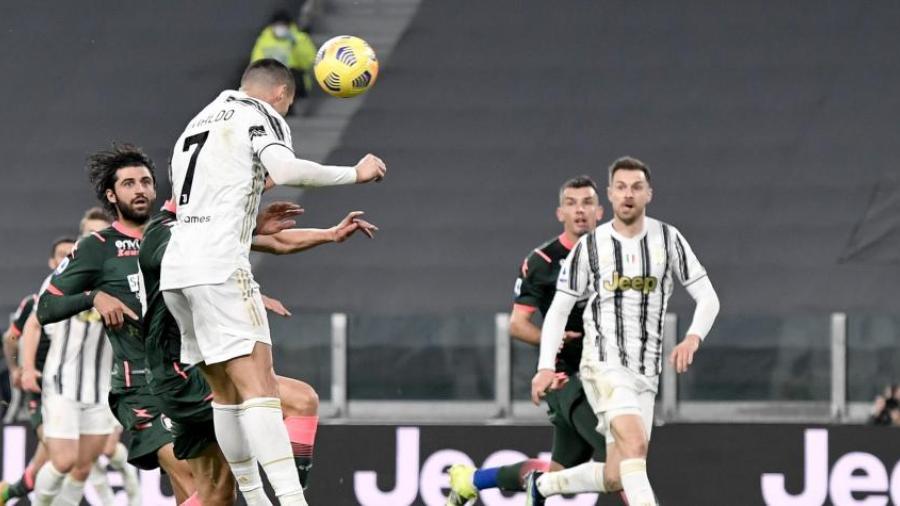Gana la Juve 3-0 ante el Crotone