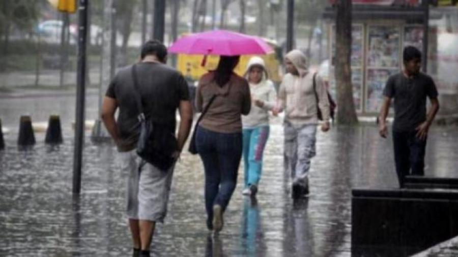 Prevén fuertes lluvias en varios estados del país