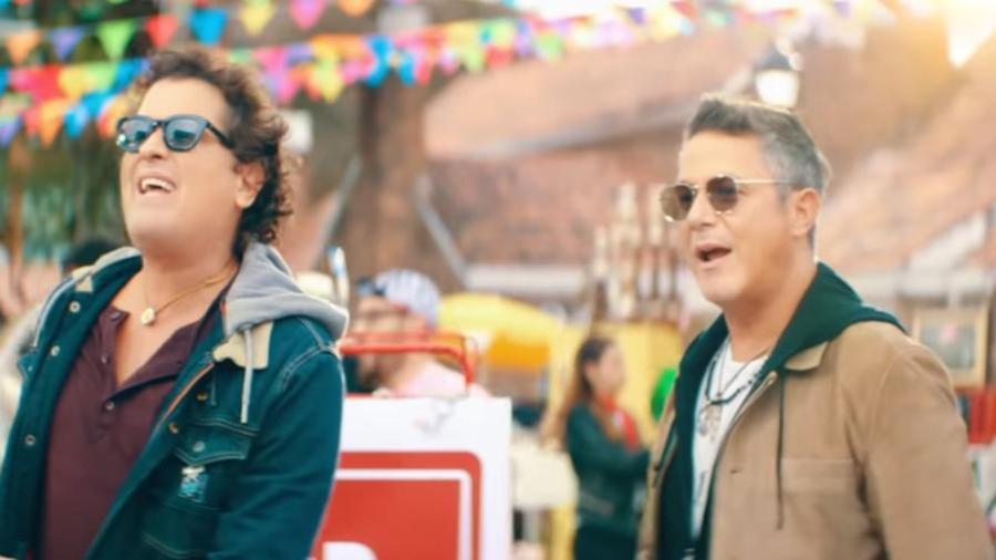 """Carlos Vives estrena """"For Sale"""" junto a Alejandro Sanz"""