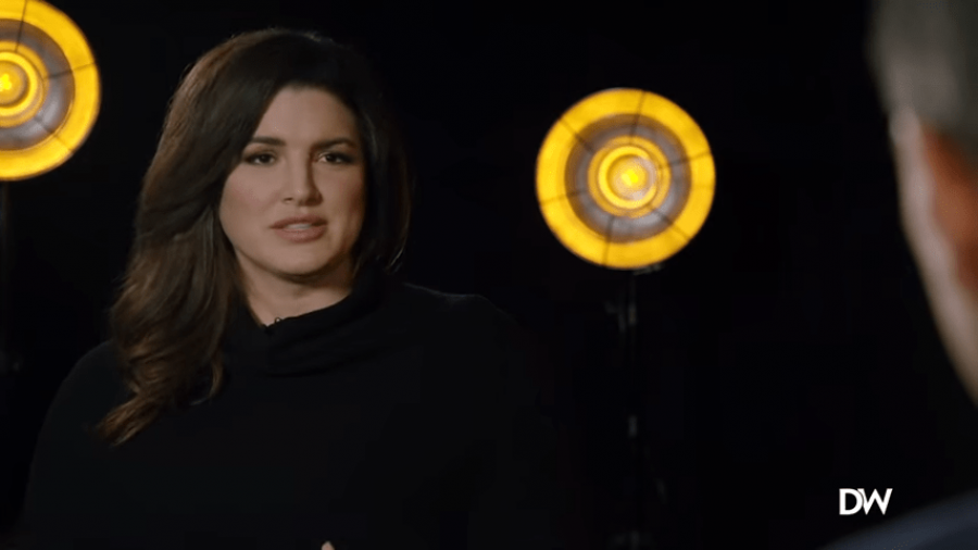 """Tras despido, Gina Carano señala a Disney por """"acoso"""""""