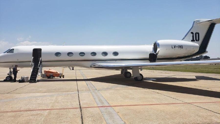 Messi prestará su avión privado para que jugadores viajen a Argentina