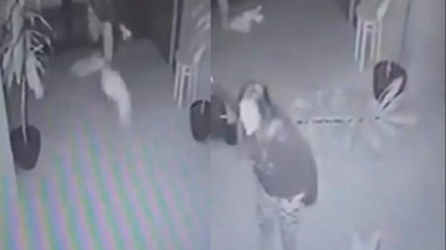 Mujer es detenida luego de arrojar a su bebé