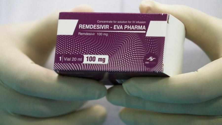 Anuncian precio de tratamiento con remdesivir para COVID-19