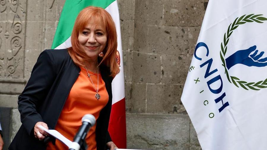 Titular de la CNDH informa haber recibido amenazas de muerte por caso Giovanni