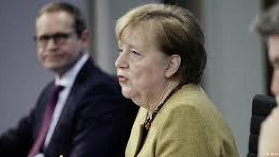 Extiende Alemania bloqueo parcial hasta el 31 de enero