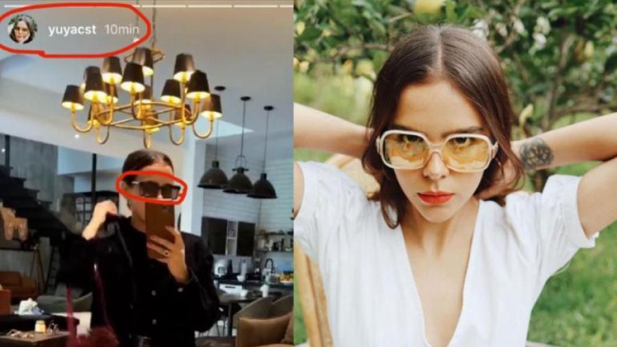Yuya promociona marca de lentes de emprendedores mexicanos
