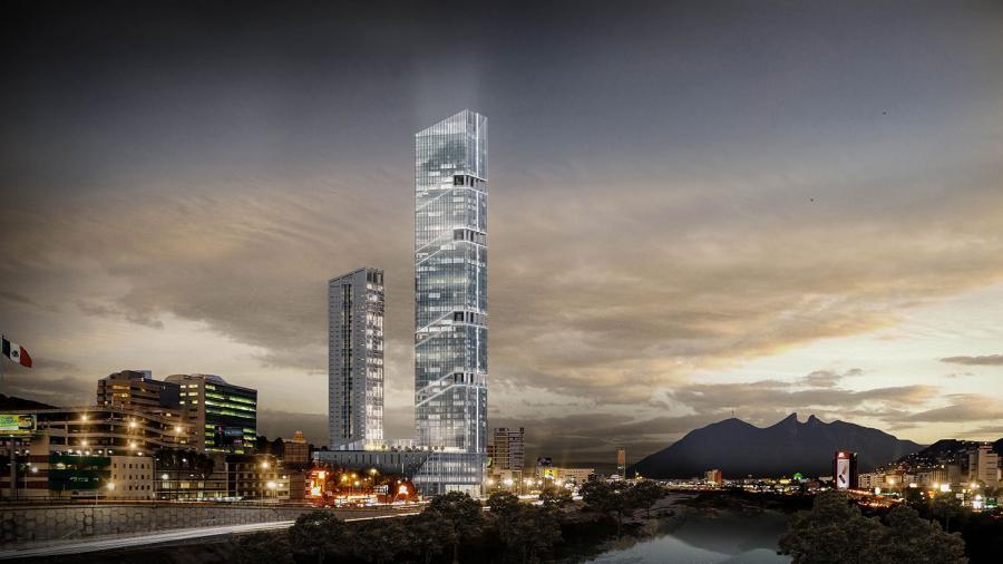 Nuevo León construirá la torre más alta de Latinoamérica