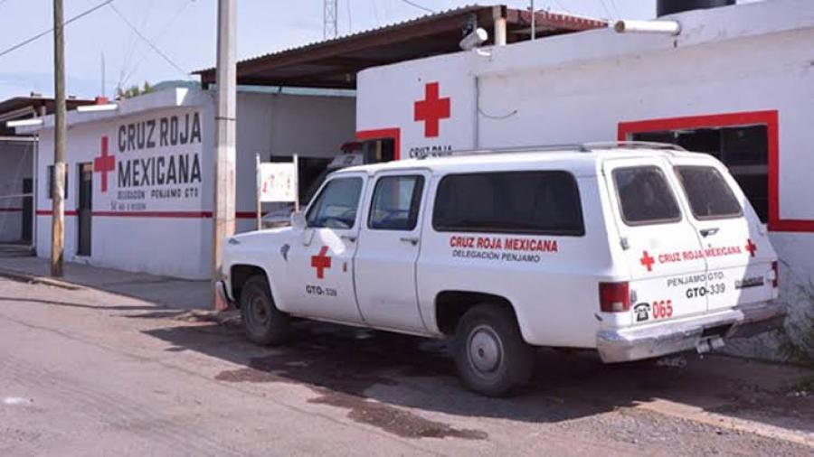 Todo el personal de la Cruz Roja en Pénjamo, Guanajuato, da positivo a COVID-19