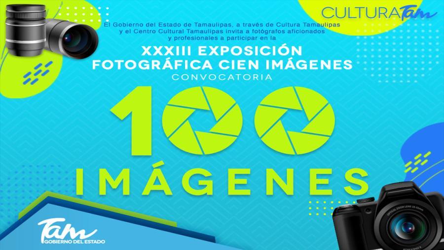 """Cultura Tamaulipas invita a fotógrafos a participar en la convocatoria """"100 imágenes"""""""