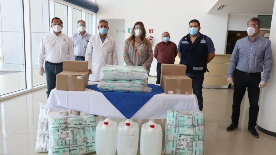 Confianza de industria de exportación en Gobierno de Maki Ortiz beneficia a reynosenses
