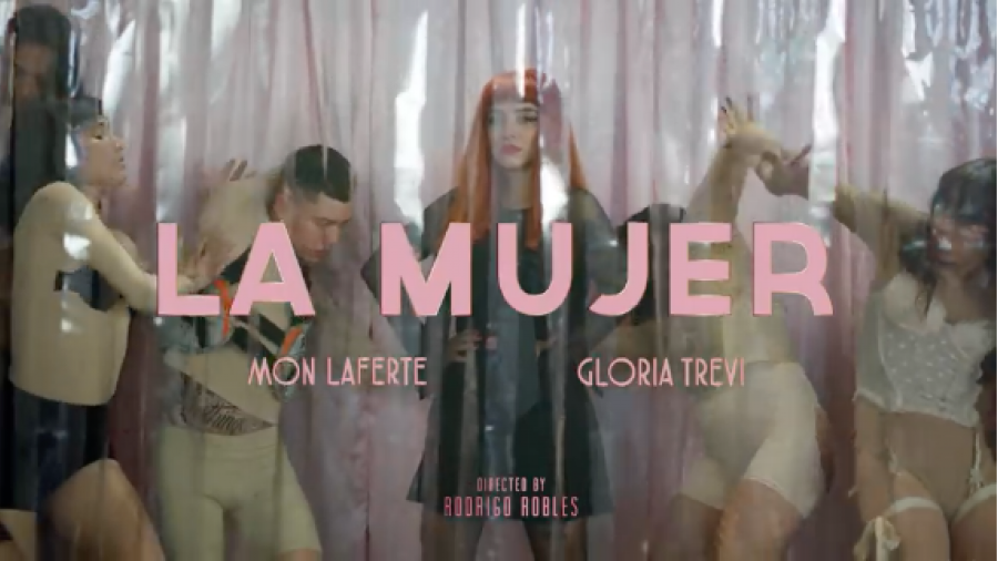 """""""La mujer"""", lo nuevo de Mon Laferte y Gloria Trevi"""
