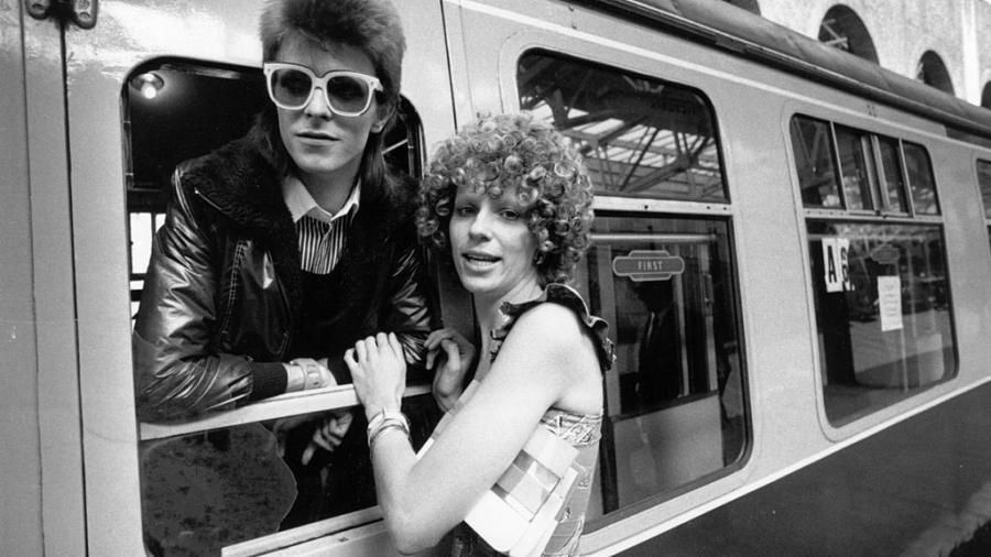 """Ex esposa de Bowie dice que """"Stardust"""" es una pérdida de tiempo"""
