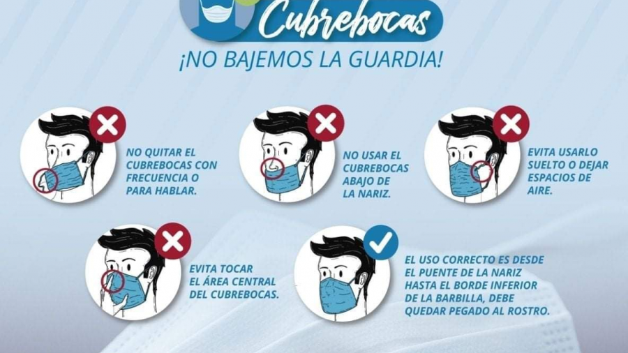 Invita Gobierno Municipal a seguir medidas contra COVID-19