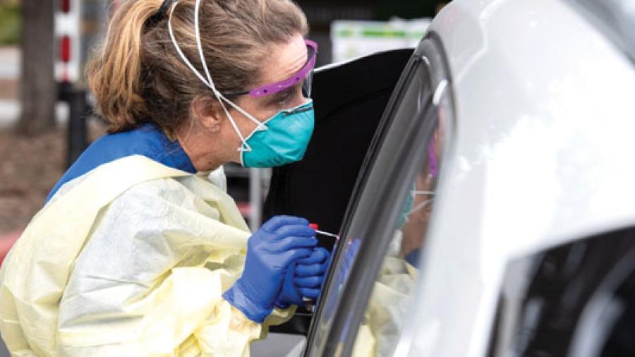Conteo de casos de COVID-19 en el Valle de Texas se ve afectado por pruebas de antígenos