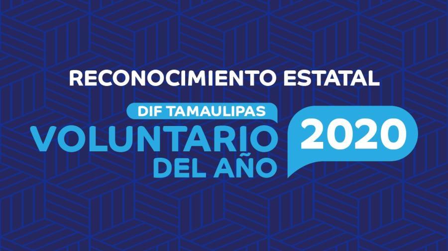 El DIF Tamaulipas busca a los voluntarios de Tamaulipas, si conoces a uno postúlalo