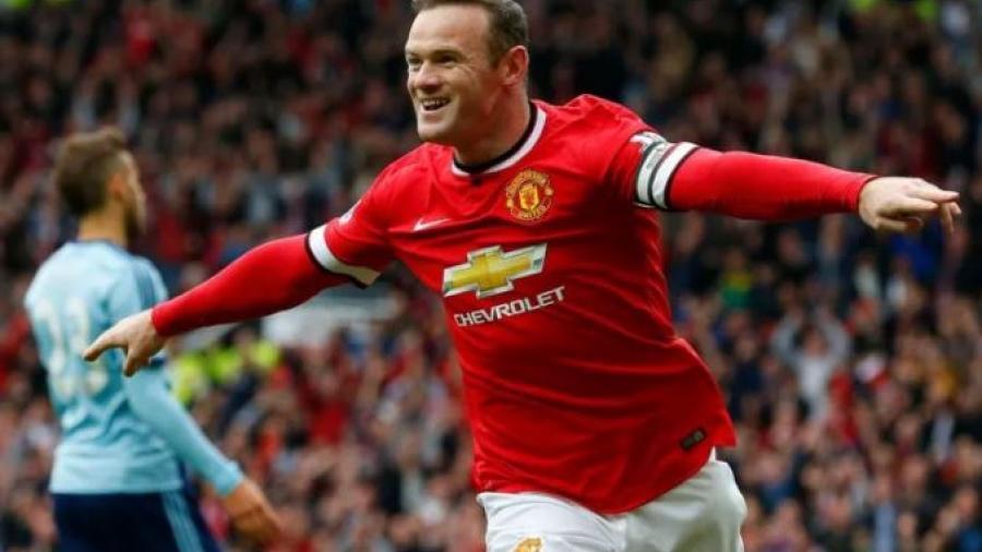 Rooney anuncia su retiro como futbolista
