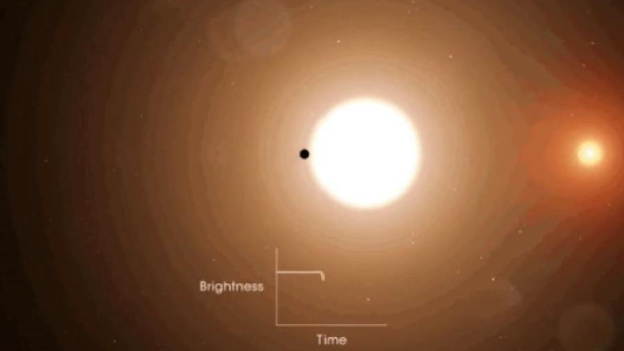 Becario de la NASA descubre nuevo planeta