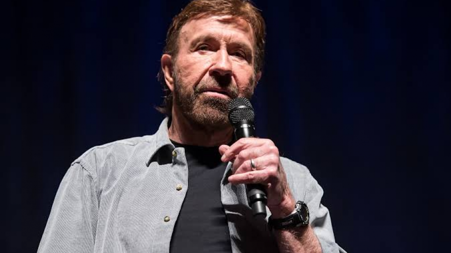 Chuck Norris niega haber participado en ataque al Capitolio