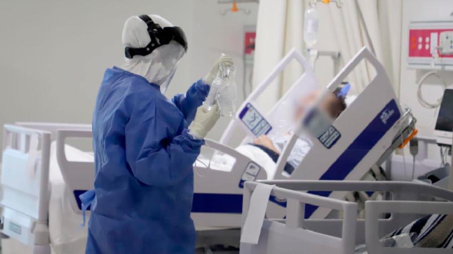 Hospital Civil de Morelia, sin espacio para pacientes Covid-19