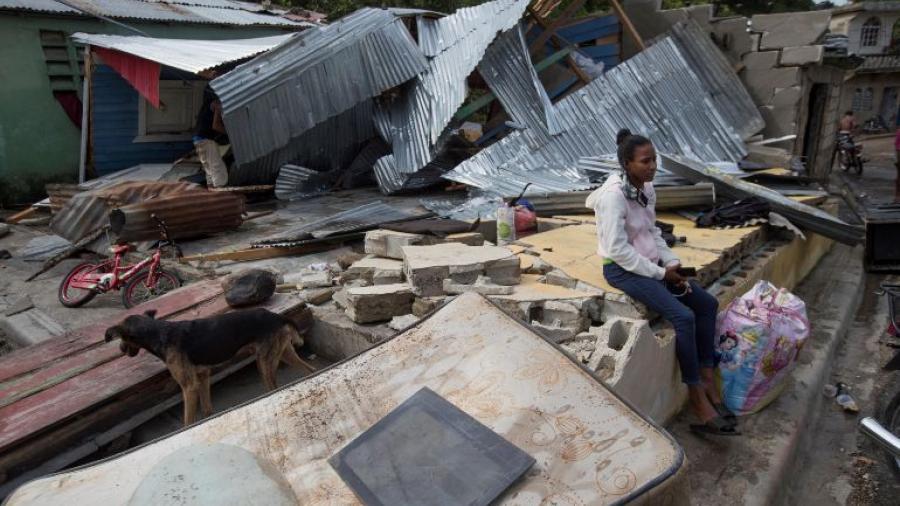 """Huracán """"Isaías"""" deja un muerto en República Dominicana"""
