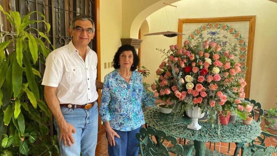 Pierde la batalla contra el Covid-19 mamá del senador Américo Villarreal