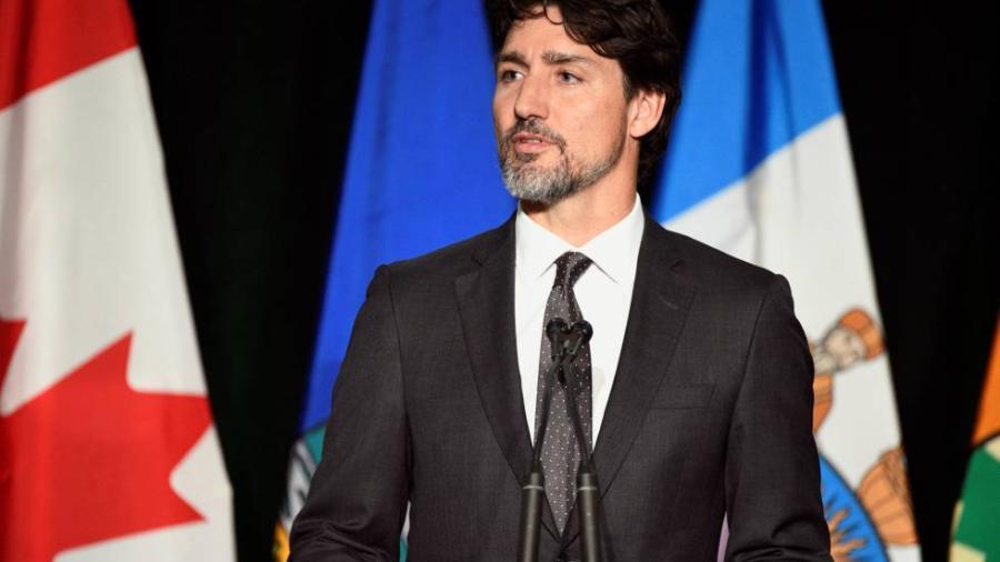 Justin Trudeau se disculpa tras estar involucrado en una investigación por contrato con ONG