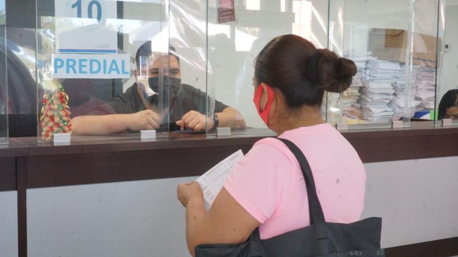 Ofrece Municipio descuento total de recargos de Predial en diciembre