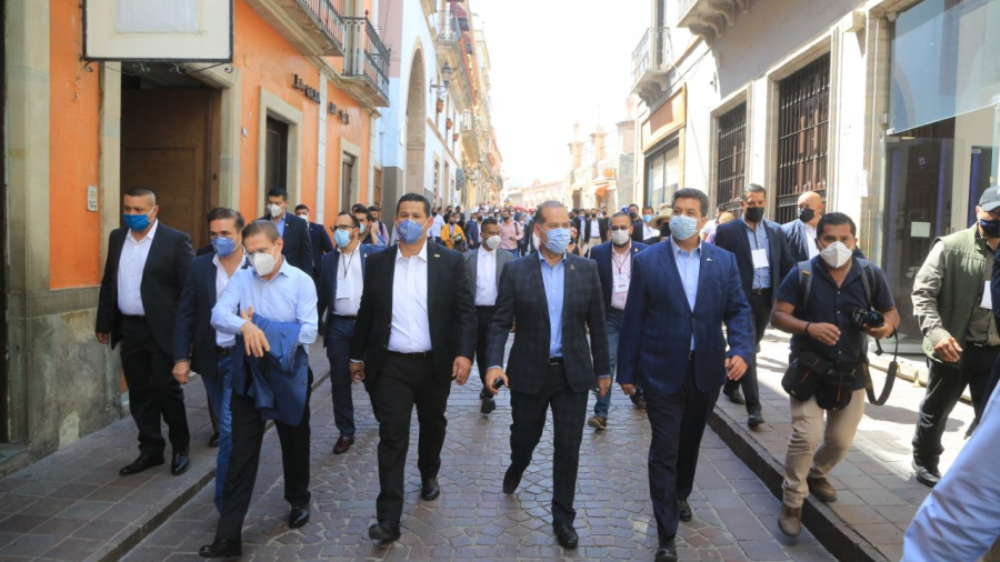 "Alianza Federalista exige ""destitución inmediata"" de López-Gatell"