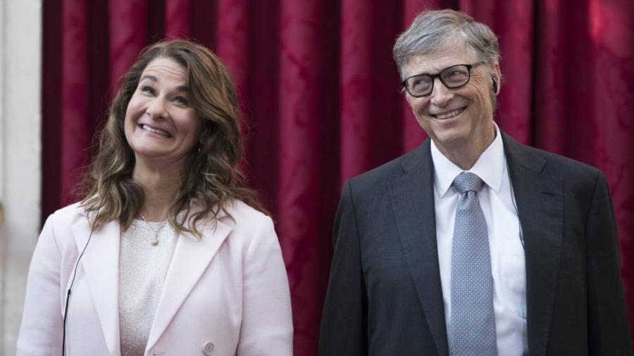Bill Gates y Melinda anuncian su divorcio