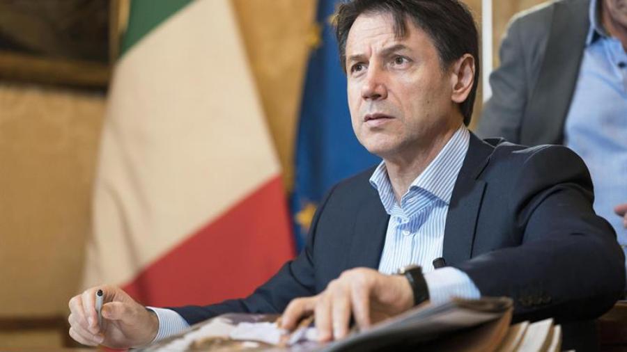 Dimite primer ministro de Italia, Giuseppe Conte